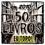 50 livros em 1 ano