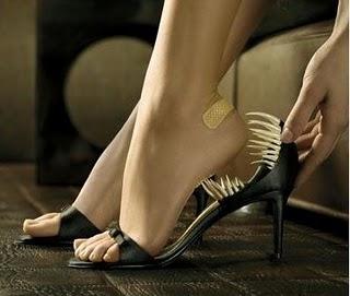 08 - Descalçar os pés